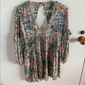 Rags Mini Dress
